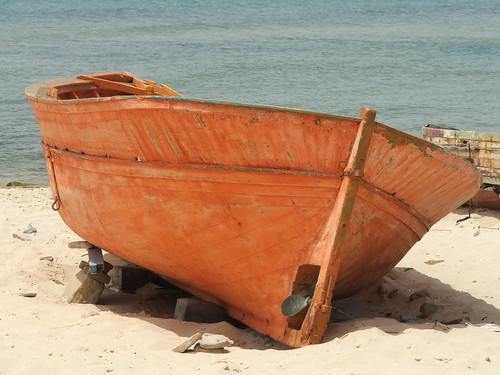 Hammamet boat