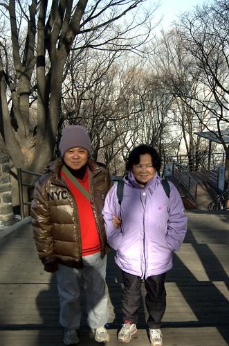 首爾南山公園 남산공원 Namsan Park, Seoul