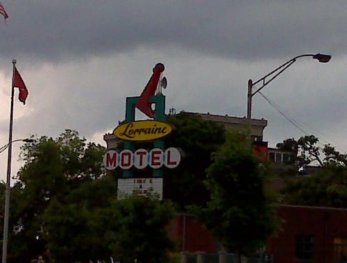 lorraine motel.
