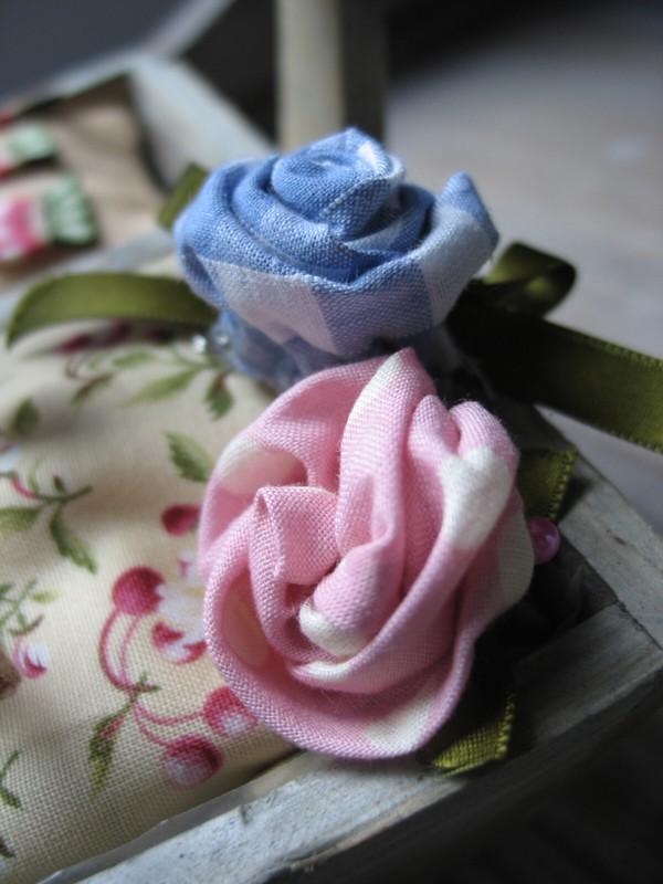 Rose tissus cmonmonde