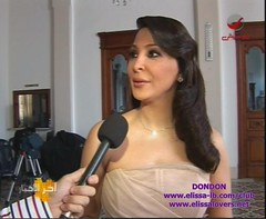 Pics From Elissa's Interview In 3a Baly 7abiby Clip (Elissa Official Page) Tags: from pics 3a clip elissa interview 2012   in 7abiby 2011 elissas   baly