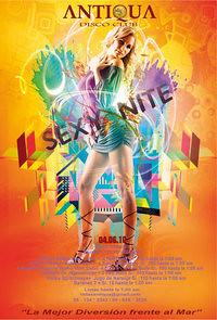 Sexy Nite - Antiqua Disco Club