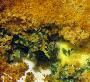 Are You Hungry: Spinach Casserole