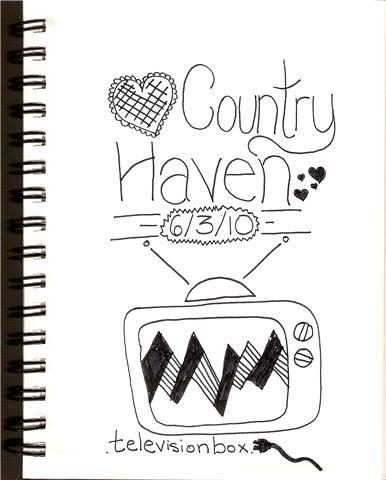 June 3, Sketch