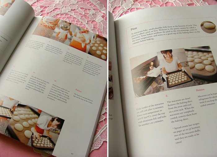 I love Macarons Book 01