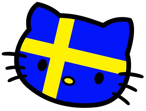 Hello Kitty Sverige