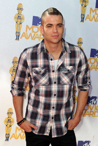 MTV Movie Awards 2010 Mark Salling
