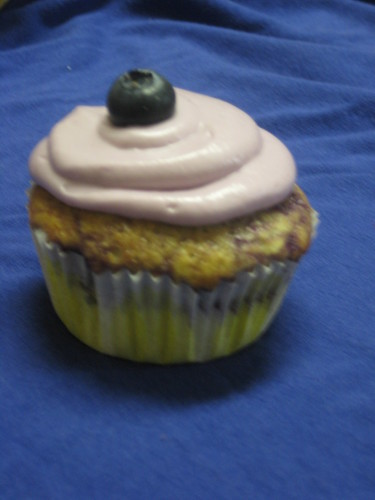 Cupcake Hero::Blueberry
