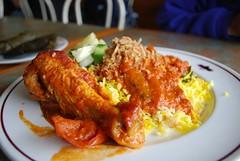 Nasi Beryani Ayam - Selera Singapore Asli AUD9