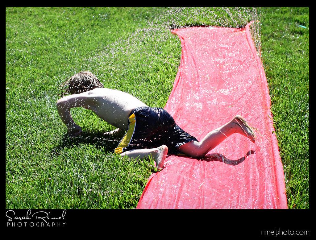 Slip n slide 18