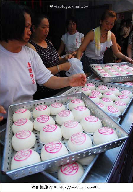 【2010香港節慶年 】香港節慶盛事~長洲太平清醮包山節(上)27