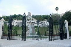 Bahai-Gärten in Haifa