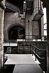 Castelvecchio_Museum_Vista_2 (m_innit) Tags: italy museum architecture italia architect verona restoration carlo museo architettura scarpa castelvecchio