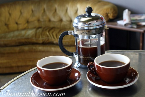 French Press Coffee - Amaro Sundried