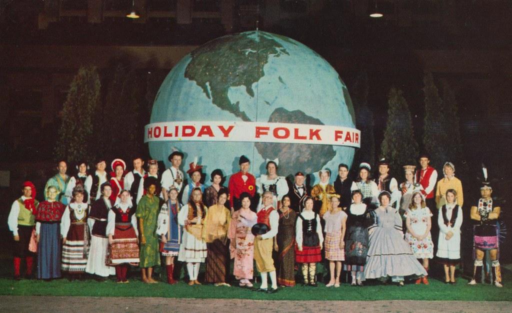 Holiday Folk Fair - Milwaukee County, Wisconsin