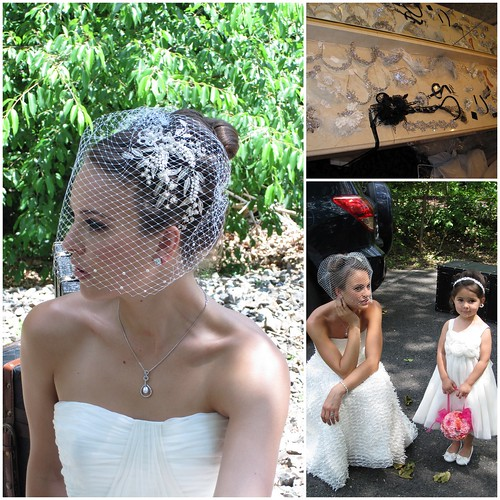 Contemporary Bride Photo Shoot