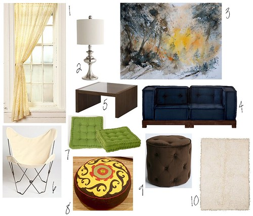 Karina's Design Board