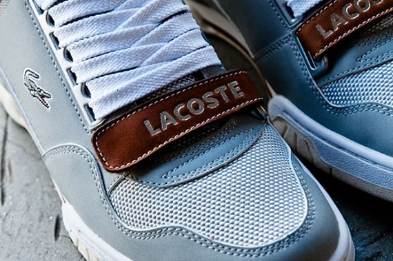Lacoste Stealth Steel Collection