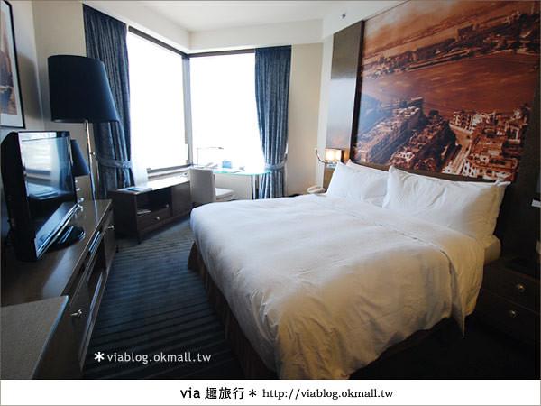 【香港自由行住宿】海景五星級酒店~港島海逸君綽酒店11