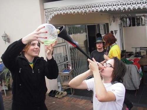 Shibobo Vuvuzela Funnel