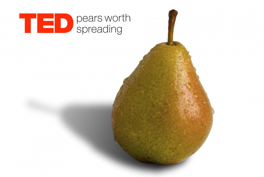 Pears worth spreading - TED