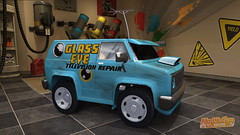 ModNation Racers -Glass Eye Television Repair