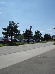 DSC09890 (Kirayuzu) Tags: rot stuhl scs roterstuhl xxxlutz vsendorf shoppingcitysd