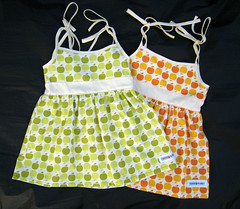 Baby Swing Dresses - Spring and Autumn