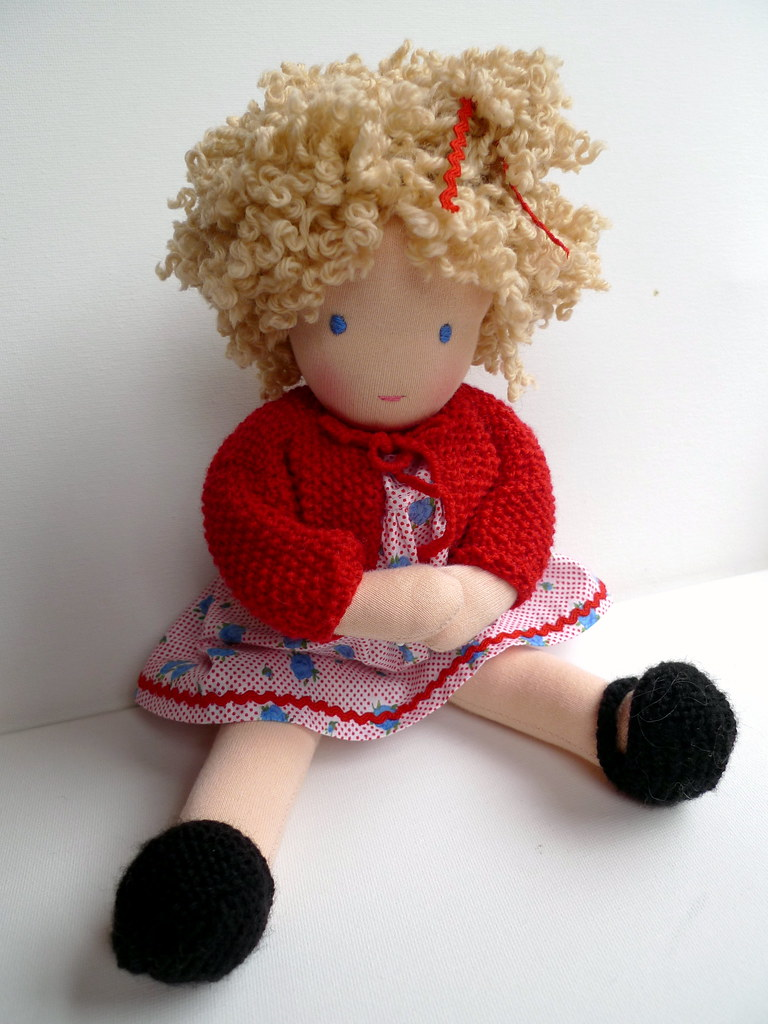 jessica's doll