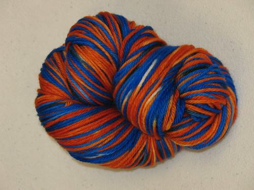 Hogtown in Worsted Weight