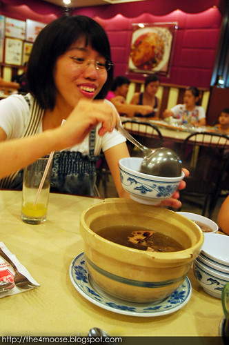 Pow Sing Restaurant 報喜 - Lotus Root and Red Date Soup