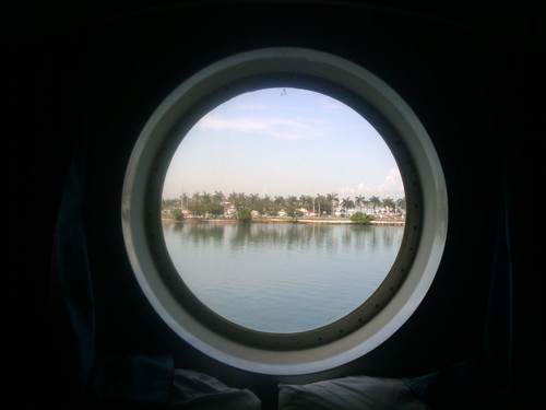 Miami Through Porthole