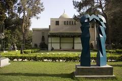 IMGP4934 (IrvineShort) Tags: sculpture art egypt cairo 1950s 1960s geziraartcentre