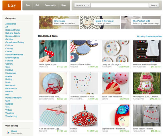 Etsy FP by flowersnbutterflies shabby chic mode treasury