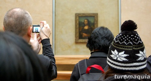 Museu do Louvre - Monalisa