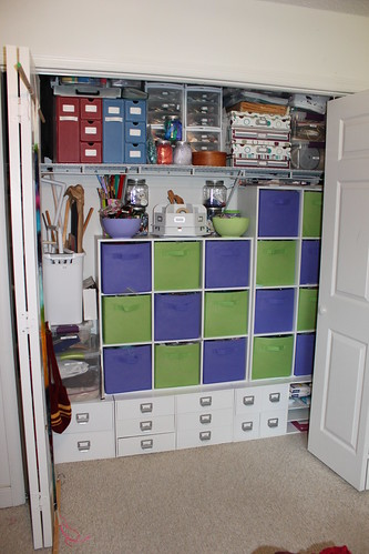 2 - The closet - full view