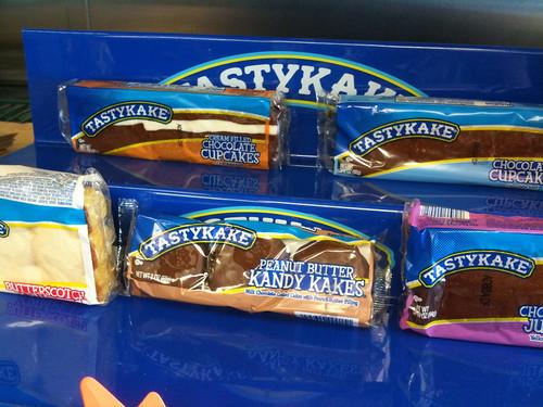 Tastykake in Vancouver WA!