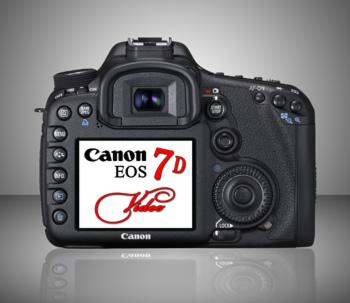 Videoaufnahmen mit der Canon EOS 7D