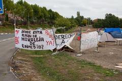 Acampada Tenería