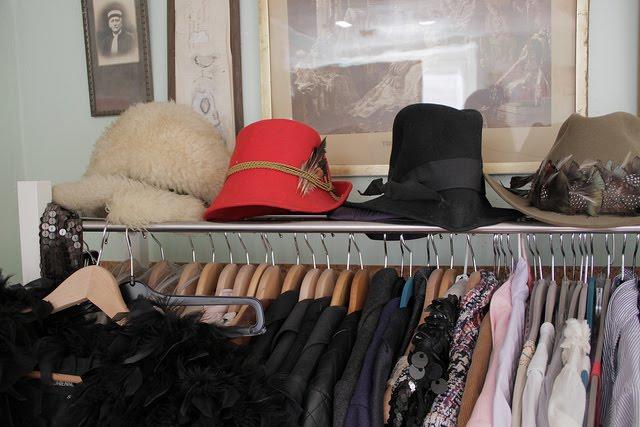 Closet Visit - Clare Vivier