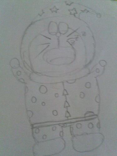 Doraemon in costumes 5077386843_044302769e
