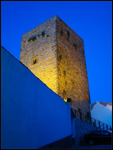 Torre del Homenaje del Castillo de la Villa