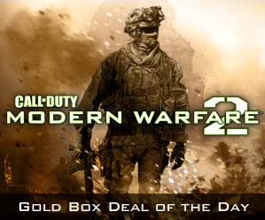 Call of Duty : 10/13/10 Amazon.com Gold Box Deals