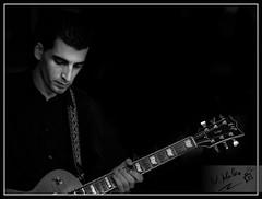 Guitarist (Nicholas Abela) Tags: blackandwhite music peace emotion guitar soul sunburst gibson esp guitarist lespaul guitarplayer 70200mmf4l canoneos5dmarkii nicholasabela nickabela