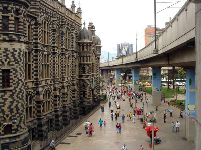 Downtown Medellín