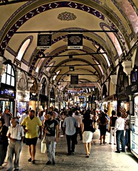 Busy Morning @ Historic Grand Bazaar, Istanbul