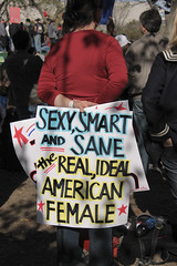 Rally to Restore Sanity and/or Fear (gerdaindc) Tags: usa washingtondc jonstewart fear capital rally reason nationalmall elections stephencolbert 10302010 october302010 rallytorestoresanityandorfear sanityandorfear