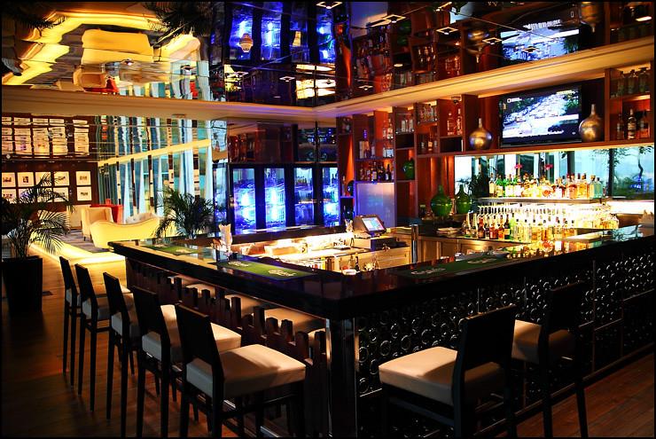 GTower Hotelbar