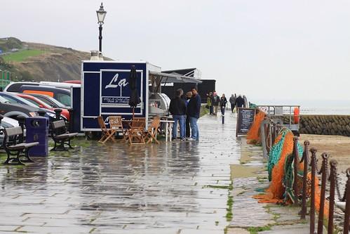 Seafood Stall, Folkestone Harbour
