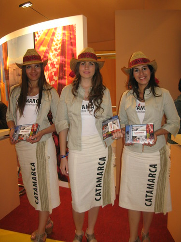 Feria Internacional de Turismo 2010 en La Rural